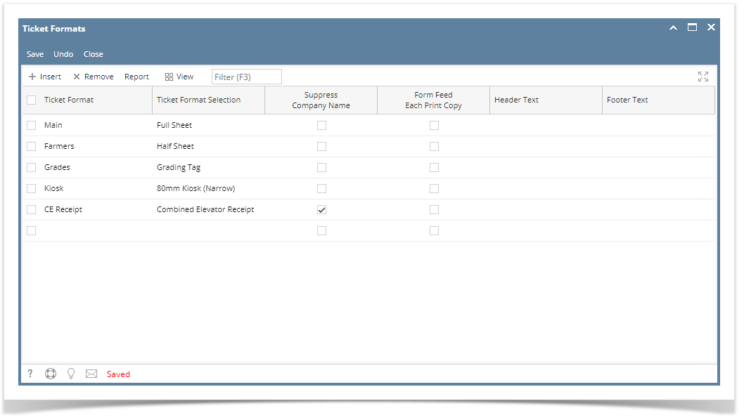 printing option when distributing scale ticket i21 documentation